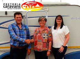 Big changes at Pretoria Caravans & Outdoor